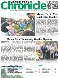 Manor Park Chronicle Nov-Dec 2018